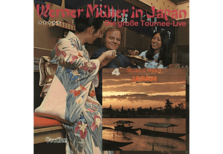 Werner Muller & His Orchestra - Melody In The World (Japan) ... - (CD)