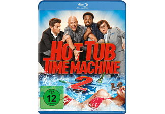 Hot Tub Time Machine 2 - (Blu-ray)