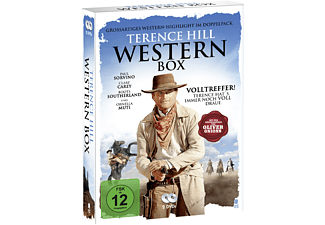 Terence Hill Western-Box - (DVD)