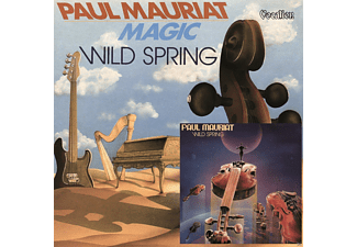 Paul & His Orchestra Mauriat - Magic & Wild Spring [CD]