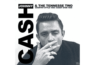 Cash, Johnny / Tennessee Two, The - Country Style 1958 / Guest Star 1959 - (Vinyl)