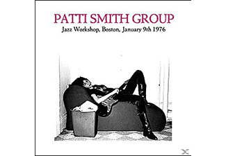 Patti Group Smith - Jazz Workshop (Boston, January 9th 1976) - (Vinyl)