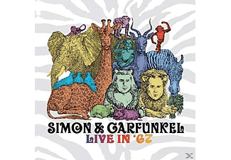 Simon & Garfunkel - Live In 67 - (CD)