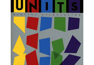 The Units - Digital Stimulation (Remastered) - (CD)
