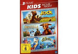 Kinder Movie Night - (DVD)