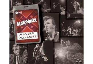 Matchbox - Access All Areas - (CD + DVD Video)