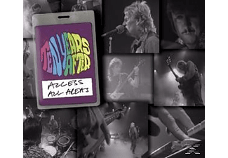 Ten Years After - Access All Areas [CD + DVD Video]