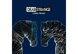 Dear Strange - Lonely Heroes (Clear Blue Vinyl+Cd) [LP + Bonus-CD]
