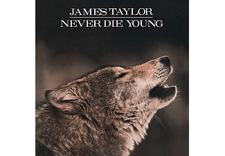 James Taylor - Never Die Young (CD)