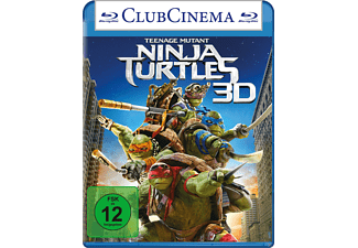 Turtles Single - (3D Blu-ray)
