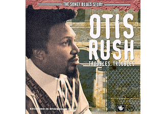 Otis Rush - The Sonet Blues Story (CD)