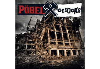 Pöbel & Gesocks - Becks Pistols - (CD)