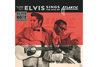 Elvis Presley - Elvis Sings The Hits Of Atlantic (Colored Vinyl) [Vinyl]