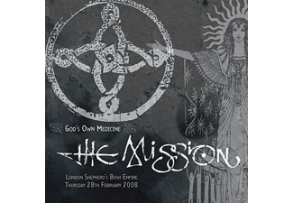 The Mission - Gods Own Medicine - (Vinyl)
