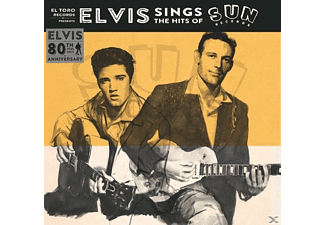 Elvis Presley - Sings The Hits Of Sun Records (Colored Vinyl) - (Vinyl)