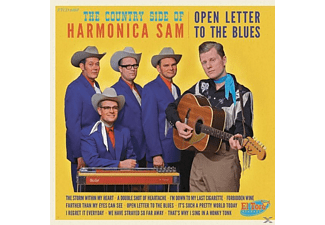 The Country Side Of Harmonica Sam - Open Letter To The Blues [CD]