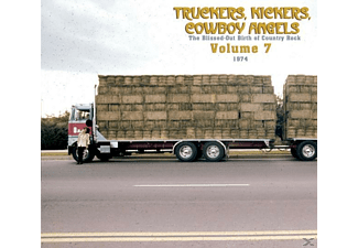 VARIOUS - Truckers, Kickers, Cowboy Angels Vol.6 - (CD)