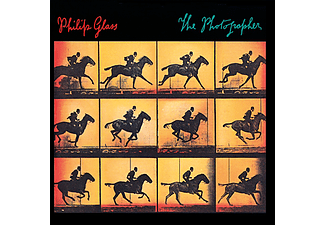 Philip Glass - The Photographer (CD)