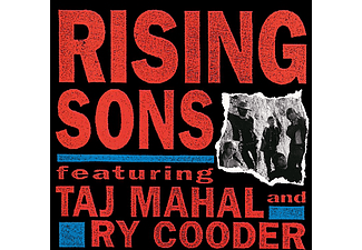 Taj Mahal & Ry Cooder - Rising Sons (CD)