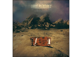 Grave Pleasures - Dreamcrash (Gatefold + CD im Schuber) - (LP + Bonus-CD)
