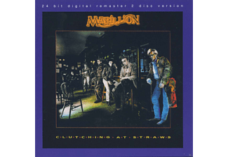 Marillion - Clutching At Straws - (CD)