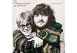 Delaney & Bonnie and Friends - D & B Together (CD)