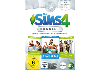 Die Sims 4 - Bundle 1 - PC
