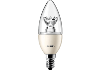 PHILIPS LED C6/E14CLWWGD 40W E14 WW 230V B39 CL D/4