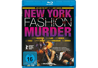 New York Fashion Murder - (Blu-ray)