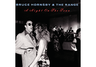 Bruce Hornsby and The Range - A Night on The Town (CD)