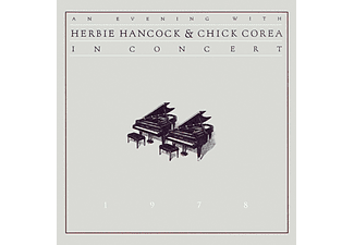 Herbie Hancock and Chick Corea - An Evening with Herbie Hancock and Chick Corea - In Concert 1978 (CD)