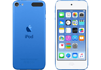APPLE MKH22FD/A iPod touch iPod touch (16 GB, Blau)