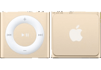 APPLE MKM92FD/A iPod shuffle, MP3 Player, 2 GB, Akkulaufzeit: bis zu 15 Std., Gold
