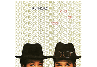 Run-D.M.C. - King Of Rock (CD)