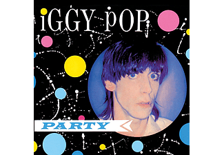 Iggy Pop - Party (CD)