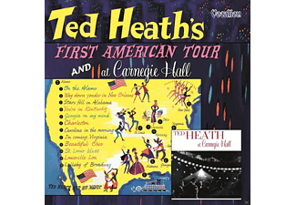 Ted Heath - First American Tour And At Carnegie Hall - (CD)