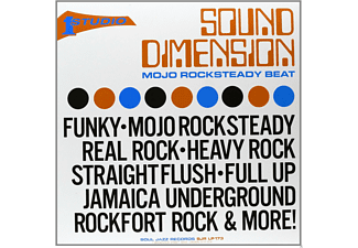 Sound Dimension - MOJO ROCKSTEADY BEAT (LTD./+MP3) - (Vinyl)