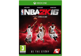 NBA 2K16 (ENG) Xbox One