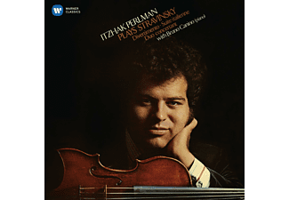 PERLMAN,ITZHAK/CANINO,BRUNO - Itzhak Perlman Plays Stravinsky (Divertimento - Suite Italienne, Duo Concertant) [CD]