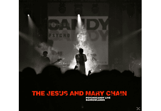 The Jesus and Mary Chain - Psychocandy Live Barrowlands [CD]