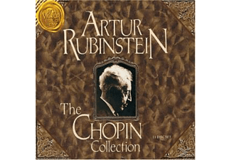 Arthur Rubinstein - The Chopin Collection - (CD)