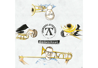 Trombone Attraction - Gezeichnet. - (CD)