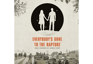 Jessica Curry - Everybody's Gone To The Rapture - (CD)