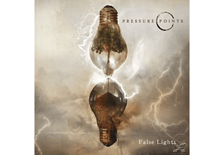Pressure Points - False Lights - (CD)