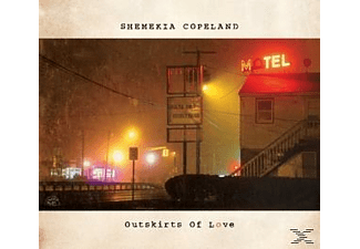 Shemekia Copeland - Outskirts Of Love [CD]
