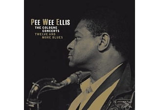 Pee Wee Ellis - The Cologne Concerts-Twelve & More Blues [CD]