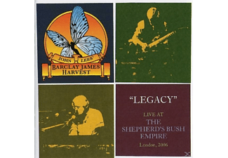 Barclay James Harvest - Legacy-Live At Shepherd's Bush Empire [CD + DVD Video]