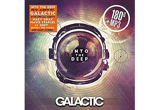 Galactic - Into the Deep (Vinyl LP (nagylemez))