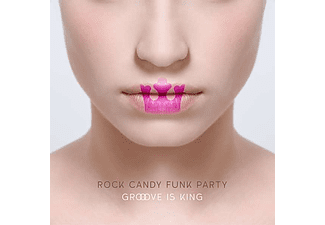 Rock Candy Funk Party - Groove Is King (CD + DVD)