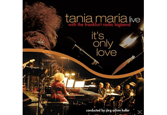 Tania & Hr Bigband Maria - It's Only Love - (CD)